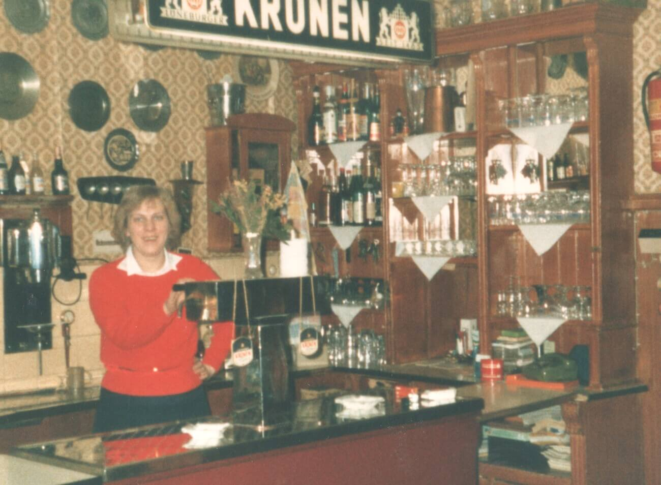 Brauhaus Nolte - Hannelore Nolte 1986
