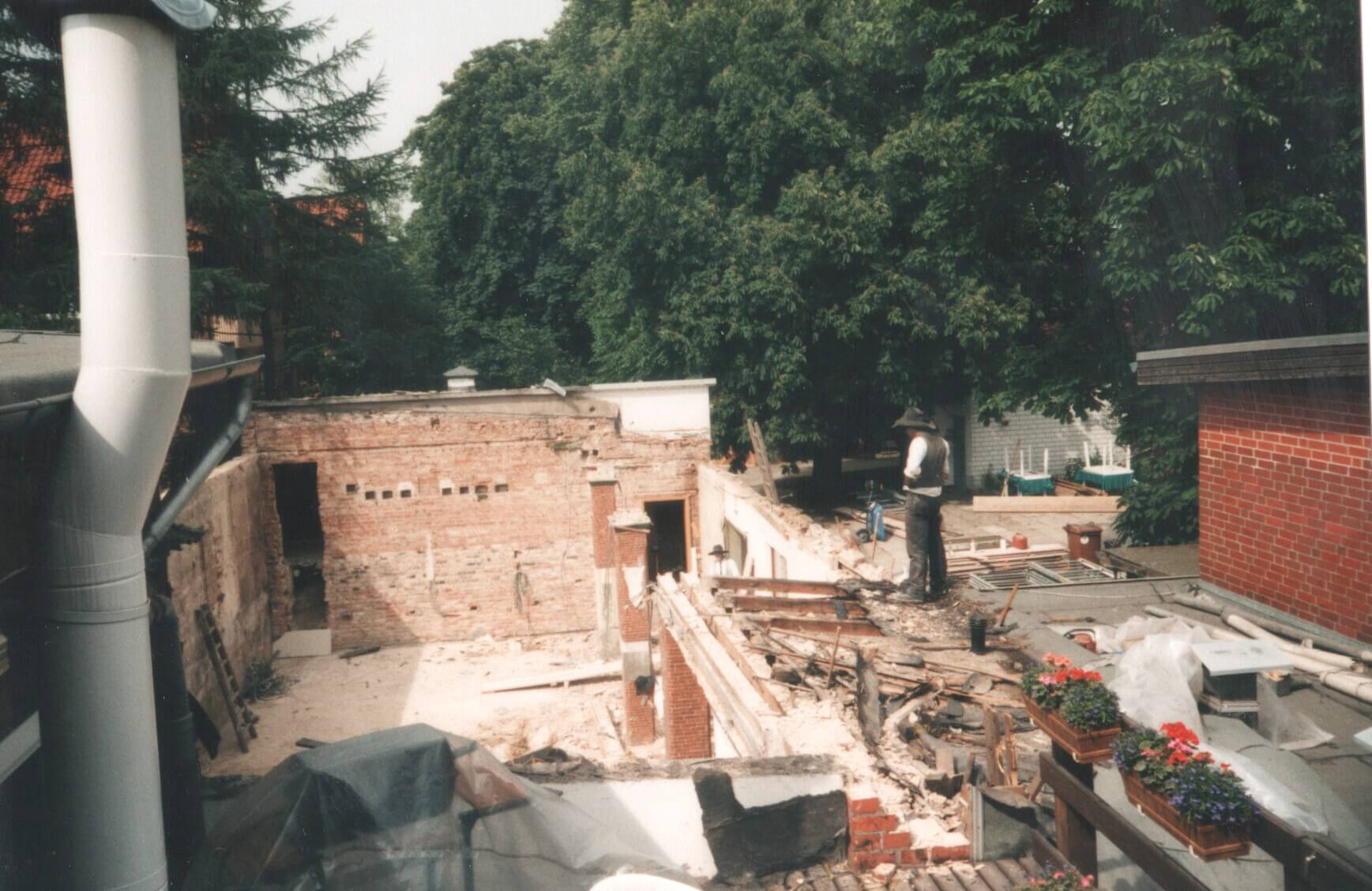 Brauhaus Nolte - Umbau Saal 1998