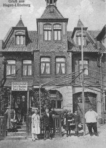 Brauhaus Nolte um 1920